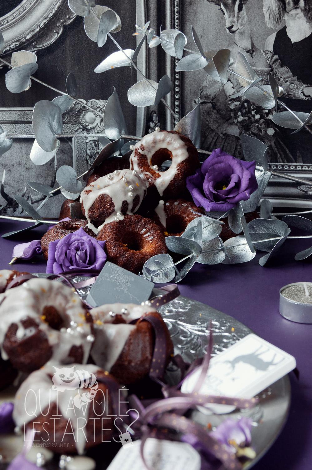 Bundt Cake sans gluten 1 - Studio 2 création - Qui a volé les tartes
