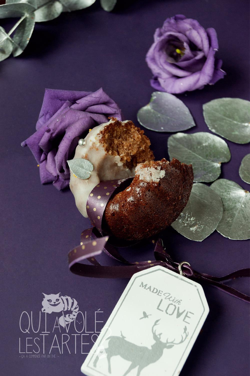 Bundt Cake sans gluten 3 - Studio 2 création - Qui a volé les tartes