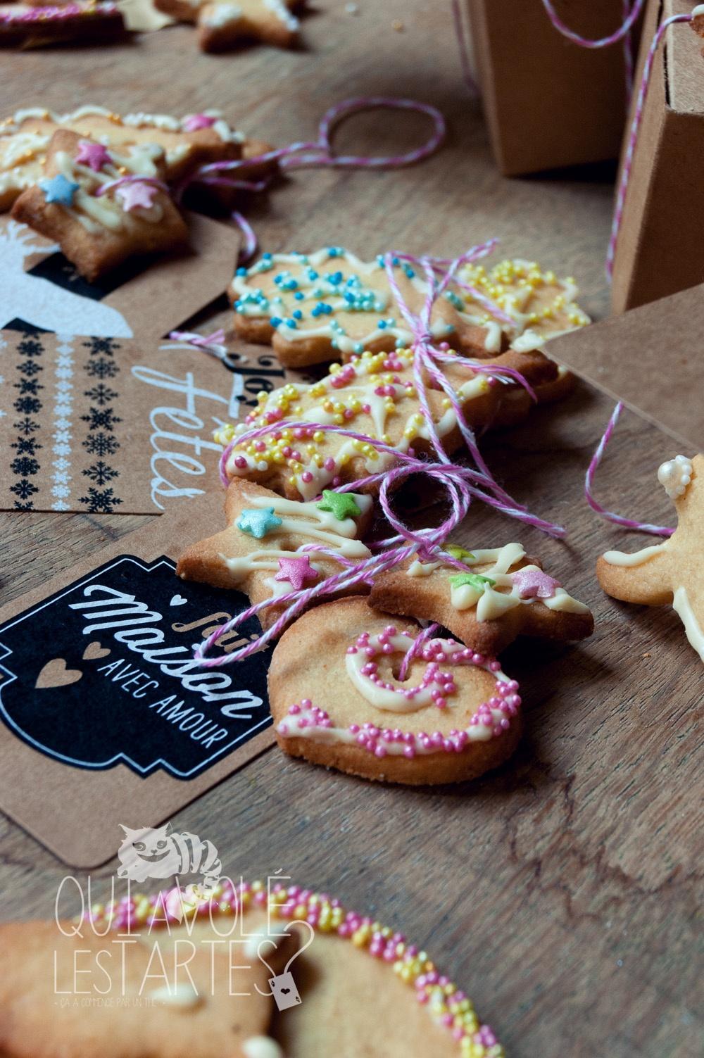 Cadeaux gourmands & couronne de Noel 5 - Studio 2 création - Qui a volé les tartes