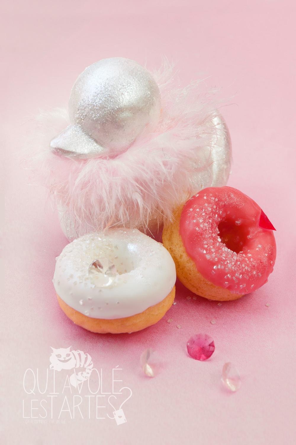 Donuts sans gluten St Valentin - Studio de création - Qui a volé les tartes