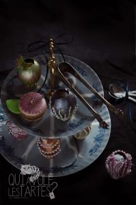 Oeufs de Pâques peints à la main façon Fabergé  ©Photographie et stylisme culinaire Qui a volé les tartes ?