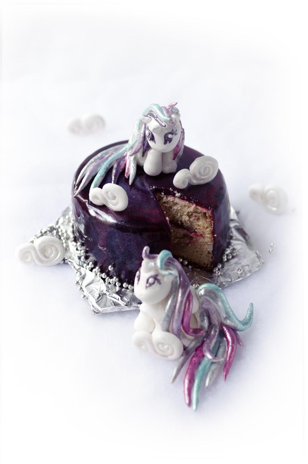 My Little Pony Cake 1 - Gâteau mon Petit Poney - Studio de création  - Qui a vole les tartes