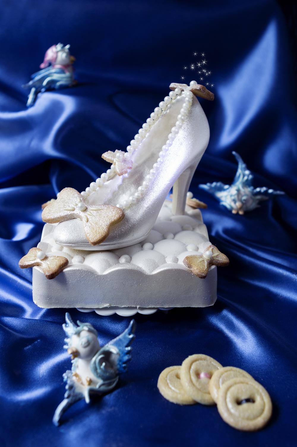 Gâteau Cendrillon - Cinderella cake - studio de création - Qui a volé les tartes