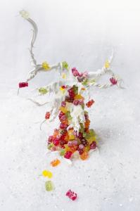 L'arbre à bonbons - Candy Tree ©Photographie et stylisme culinaire Qui a volé les tartes ?