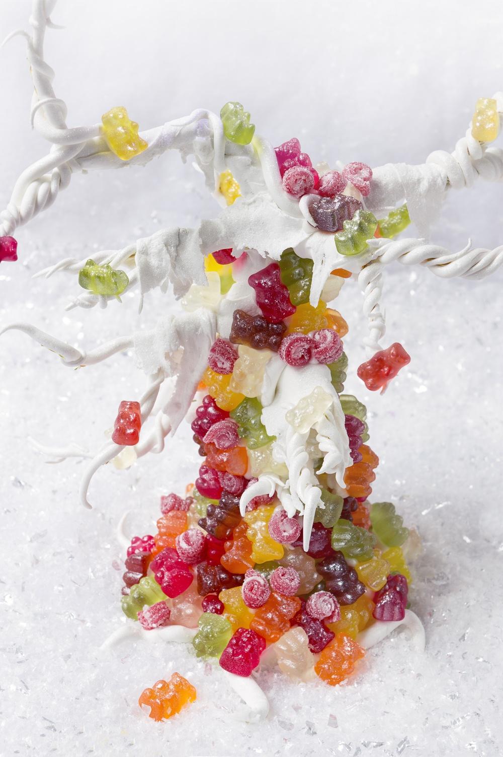 L'arbre à bonbons - Candy Tree - Studio de création - Qui a vole les tartes (2)