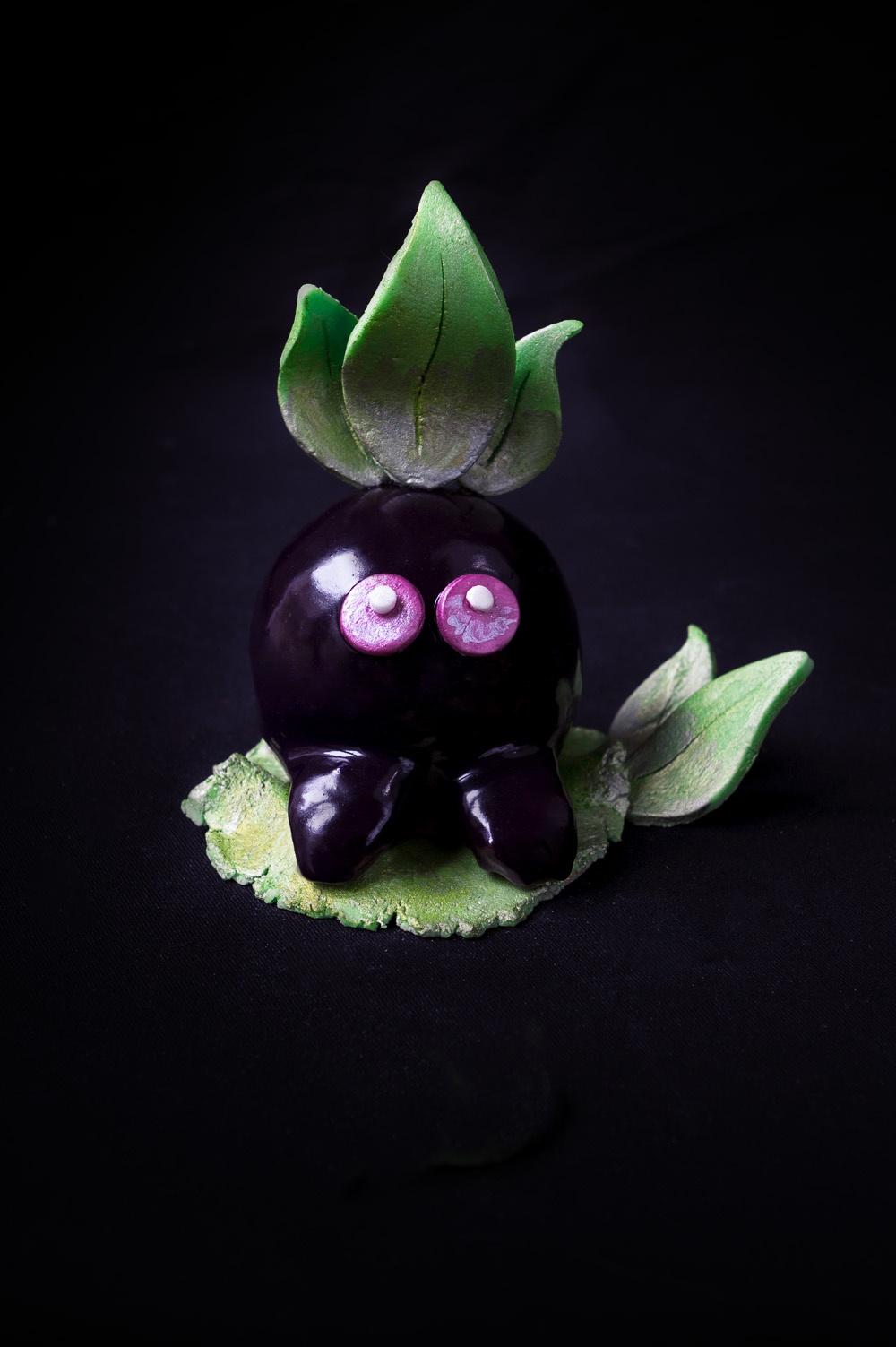 Mystherbe ou Oddish - Pokemon Cake - Studio de création - Qui a vole les tartes