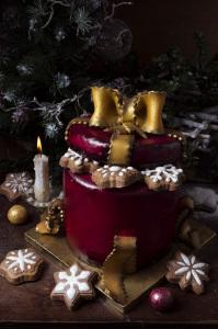 Pinata Cake - Le gateau cadeau ©Photographie et stylisme culinaire Qui a volé les tartes ?