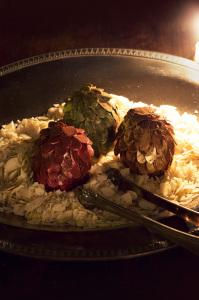 Dragon Eggs Cake - Game of Thrones ©Photographie et stylisme culinaire Qui a volé les tartes ?