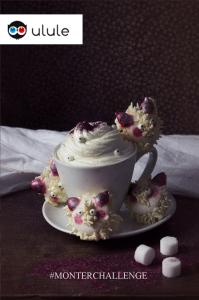 #Monster challenge - Campagne crowdfunding - Le bestiaire fantastique - Qui a vole les tartes - livre de recettes ©Photographie et stylisme culinaire Qui a volé les tartes ?