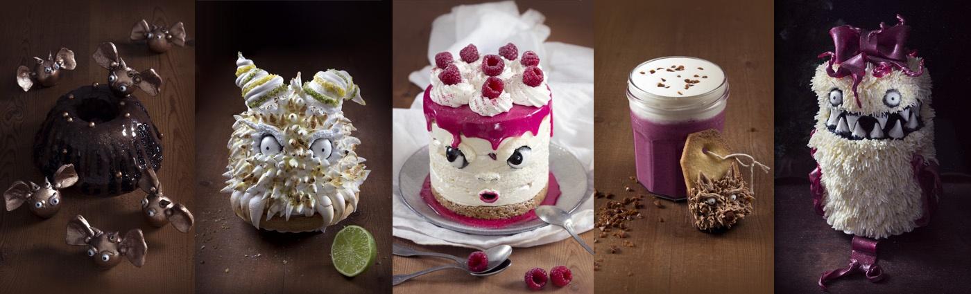 Campagne crowdfunding - Le bestiaire fantastique - Qui a vole les tartes - livre de recettes1