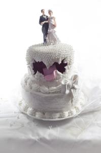 Screaming Cake - Wedding cake  ©Photographie et stylisme culinaire Qui a volé les tartes ?