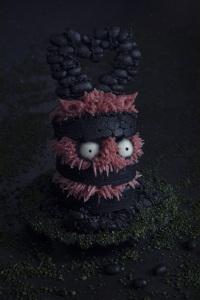 Le puits d'amour - tarte crémeux framboise et ganache montée chocolat blanc à la framboise sans gluten  ©Photographie et stylisme culinaire Qui a volé les tartes ?