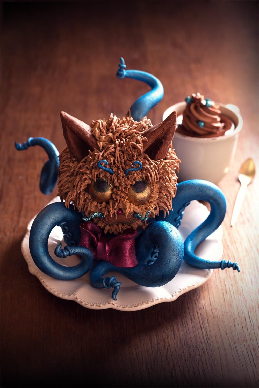 Le chat poulpe - Studio de creation - Qui a vole les tartes
