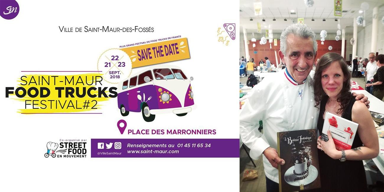 Festival du FoodTruck de Saint-Maur les fosses