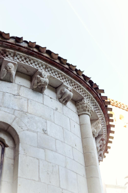 Le bestiaire de l'Abbaye d'Arthous 2