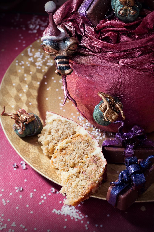 La hotte du pere Nowel 2- Studio de creation - Qui a vole les tartes